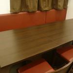 ル プティ シエル - 個室(ベンチシートもあります)