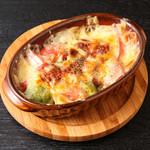 アボカドのチーズオーブン焼き