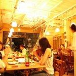アモーレ 木屋町 - 落ち着いた雰囲気だから、お食事にもカフェ使いにも使えます!