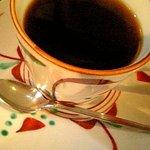 ティールーム藤屋 - コーヒー
