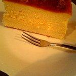 ティールーム藤屋 - チーズケーキ