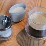アインソフ ギンザ - コーヒー