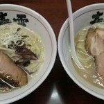 麺の春雪 -