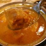 パトワール - [料理] チキンコーロマカレー  & 具材の『チキン』アップ♪w