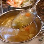 パトワール - [料理] スープ ひと口大 アップ♪w