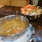 パトワール - [料理] スープ & サラダ