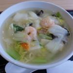 三国志 - 海鮮タンメン