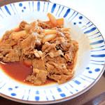 すき家 - 牛皿並盛