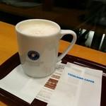 エクセルシオールカフェ - メイプルロイヤルミルクティー Mサイズ
