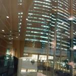 エクセルシオールカフェ - 窓からの景色