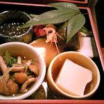 料理 旬仙 - 季節弁当の八寸