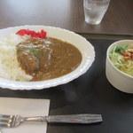 ツタヤ喫茶店 - 今日のお昼ご飯