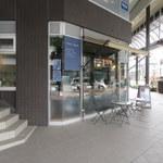 ツタヤ喫茶店 - お店外観
