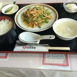 麻婆菜館 -