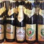 カズサヤ - ハム・ソーセージに合うドイツビール各種
