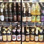 カズサヤ - ハム・ソーセージに合うドイツビールも各種販売