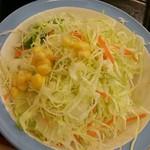 松屋 笠寺店 - 生野菜