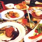 Dining Kitchen Roi - 料理写真:12月限定ランチコース
