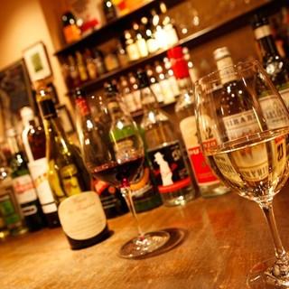 大人が楽しめる空間美味しいワインを飲むならル・ヴァンへ!