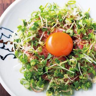 世田谷区で数件だけの生食用食肉取り扱い店の認定を取得!