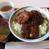 和楽囲家 - 料理写真:ソースヒレかつ丼