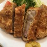 59156180 - ロースカツ定食(160グラム)                       1,600円