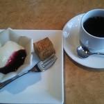 59156716 - デザート コーヒー