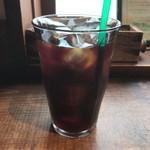 イーストヴィレッジ - ランチのアイスコーヒー