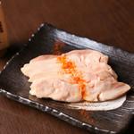 蒸し鶏の前菜