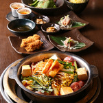 senca鶏本店 喜場屋 - チゲ鍋コース