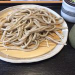 そば哲 - 田舎蕎麦940円