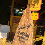 Uncle Woody's BBQ Corn -
