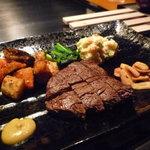 ステーキ・デボン - ☆お昼から豪華なランチです(*^。^*)☆