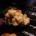 ステーキ・デボン - ☆ポテトサラダもたっぷりありましたぁ(^^♪☆