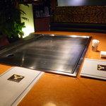 ステーキ・デボン - ☆鉄板もジュージュー焼き焼きして欲しい(●^o^●)☆