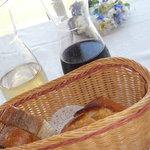 シャトーレストラン ナパ・バレー - パンとワイン