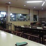 増上寺会館 大食堂 - 大食堂内部