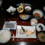 日本料理 芝桜 - 和朝食膳(H.28.11)