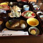 ひろべ - 料理写真:1500円ランチ