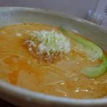担担 - 担々麺(並・700円)