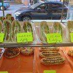 かめしまパン - サンドイッチの棚