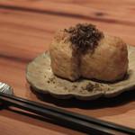 eat - トリュフのお稲荷さん
