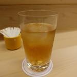 ふくのや - ☆冷え茶で乾杯です(#^.^#)☆