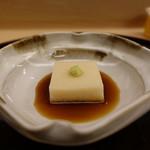 ふくのや - ☆お付き出しは長芋豆腐(^o^)丿☆