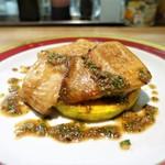 シャルキュ - 豚くび肉のステーキ