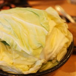焼肉問屋 牛蔵 - キャベツ(390円)