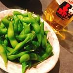 赤から - 枝豆(おためしセット・3人前)