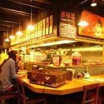 万豚記 - サクッと中華を食べたいアナタはカウンター席でどうぞ♪