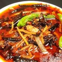 万豚記 - 日本一辛い担々麺