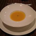 ステーキ&シーフード ボストン - スープ